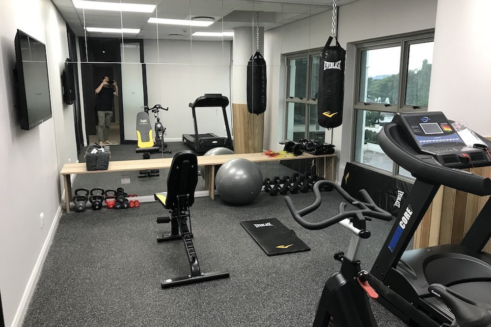 The Business Exchange - Office Space To Rent - Gym CBD