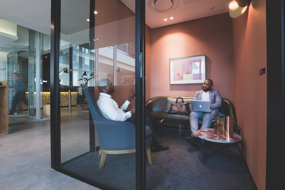 The Business Exchange - Office Space To Rent - Whiskey Sandton