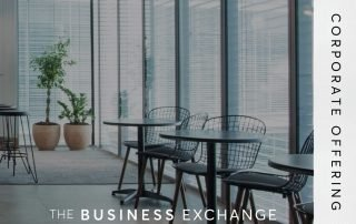 office space at the business exchange