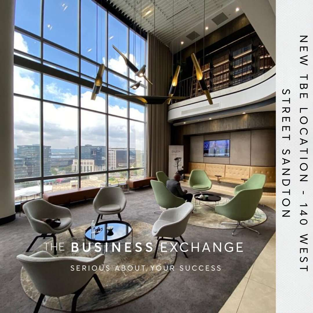 The Business Exchange Sandton West Street Office Space 1