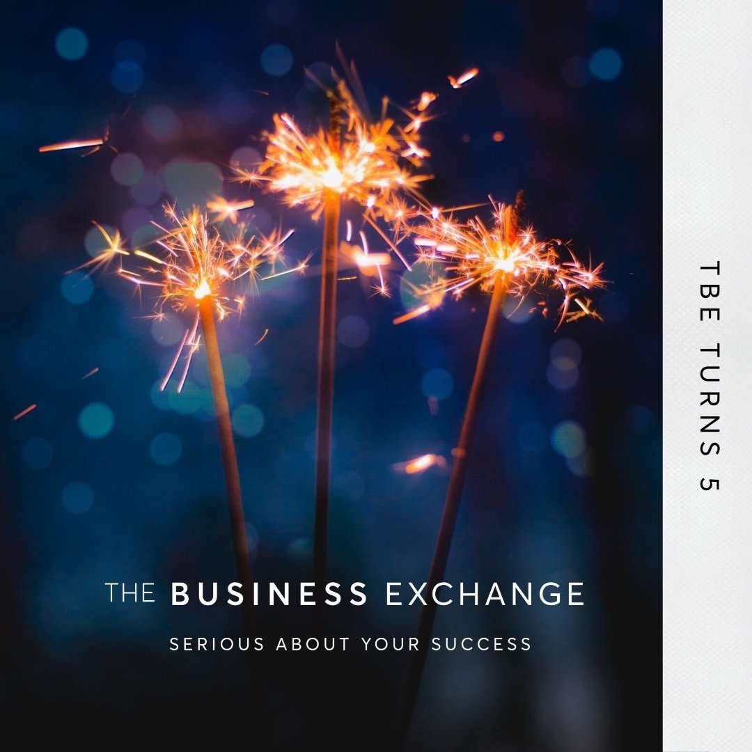 the business exchange birthday 1