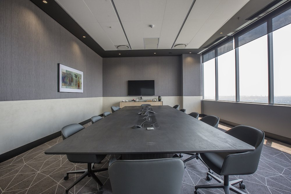 140 west street - the business exchange meeting room