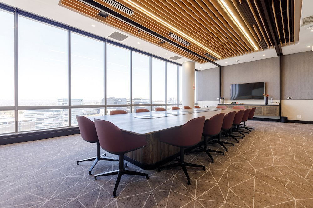 140 west street - the business exchange meeting room
