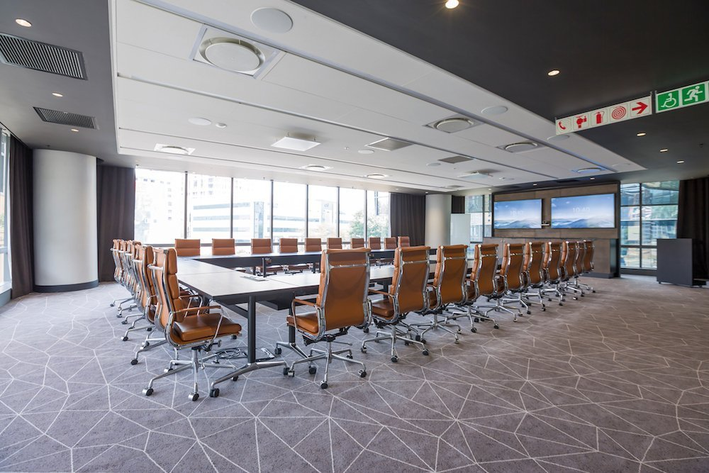 The Business Exchange - Office Space in Sandton 140 West Street Boardroom 1