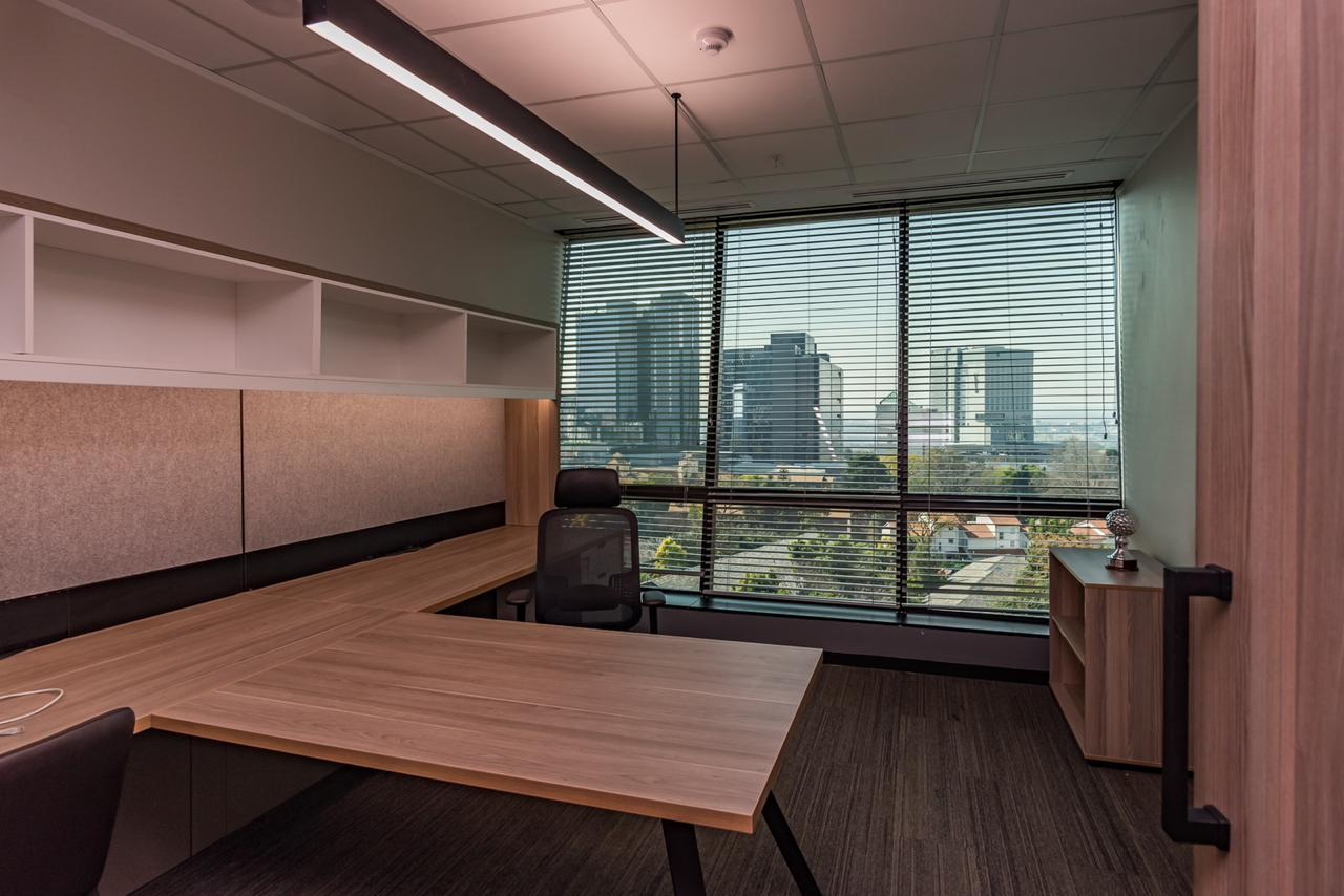 private office space at the business exchange 140 west street sandton